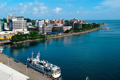 Pacifc Harbour Discover Adventure Capital Of Fiji