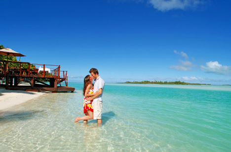 honeymoon deals cook islands