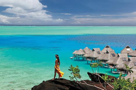 Bora Bora All Inclusive Honeymoon From 3799