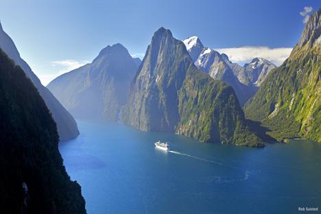 New Zealand And Bora Bora Honeymoon Package From 5725